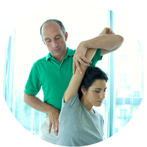 Angebote  Physiotherapie