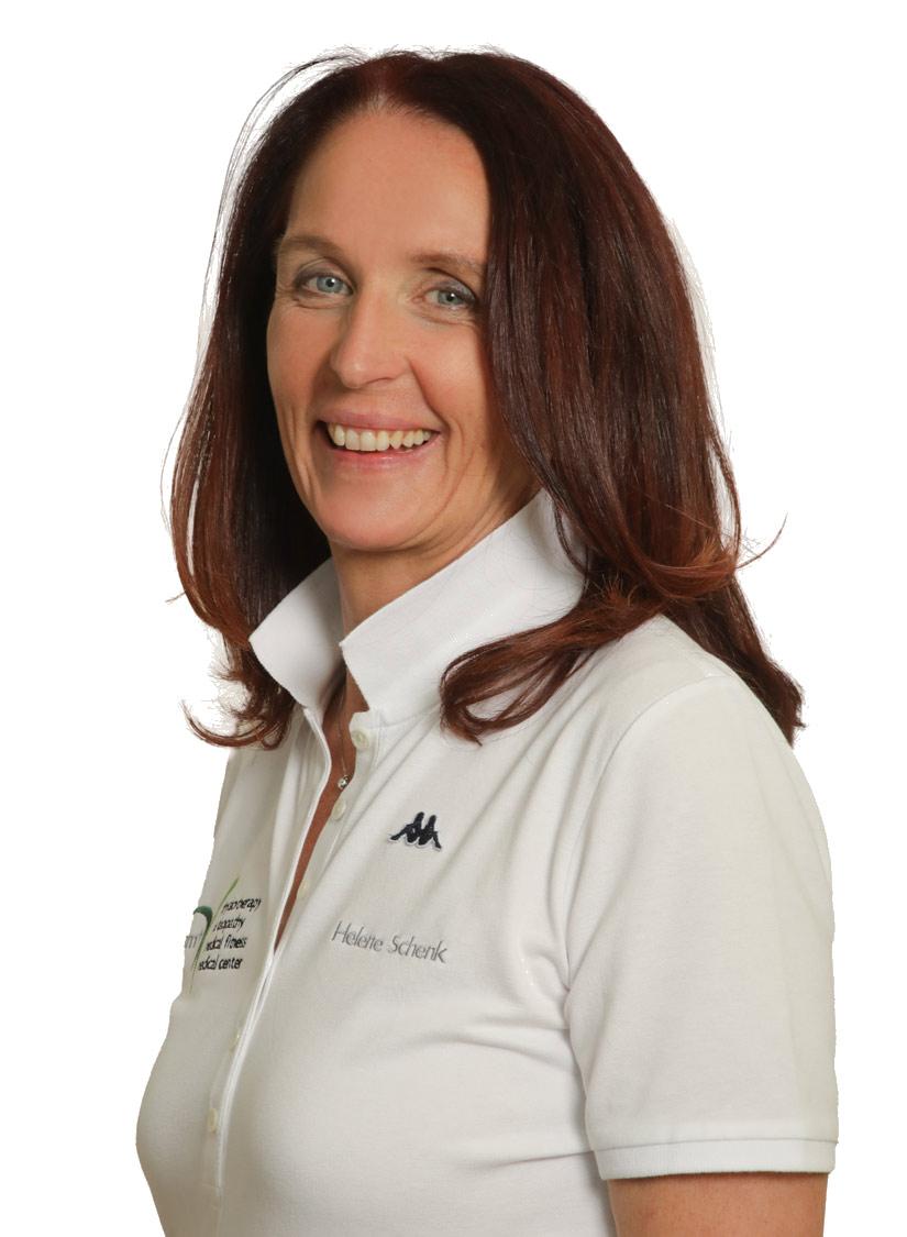 Helene Schenk - Inhaberin - Team Cam
